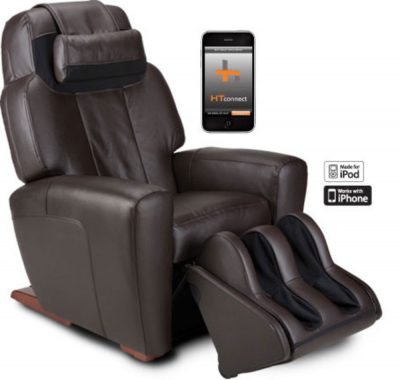 New Acutouch 9500 Massage Chair & iPhone App from Human Touch - acutouch 95001