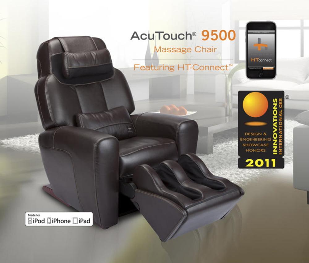 Human Touch massage chair award