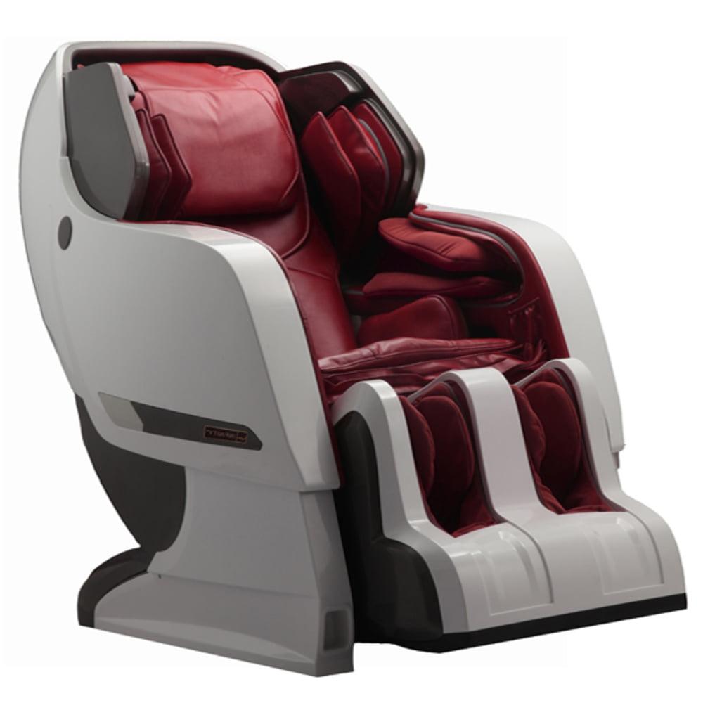 Iyashi Red Straight Massage Chair