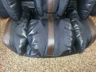 Foot Airbags