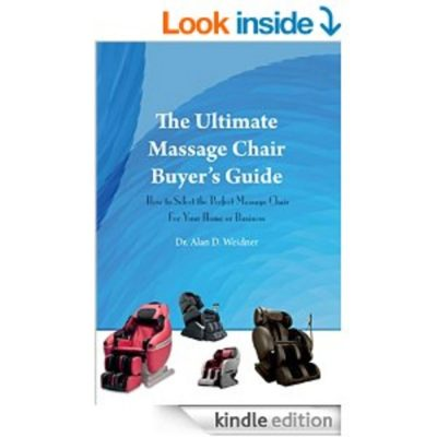 massage chair buyer's guide image