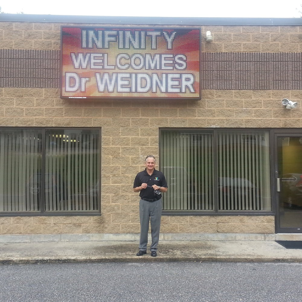Photo of Dr. Weidner