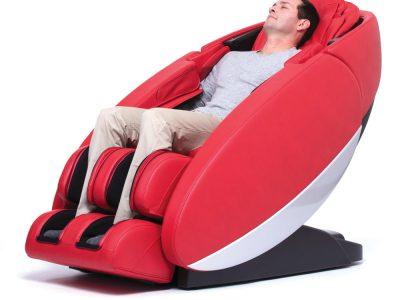 Novo XT massage chair - red