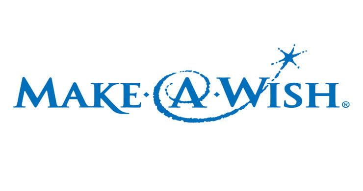 Logo of Make-A-Wish foundation