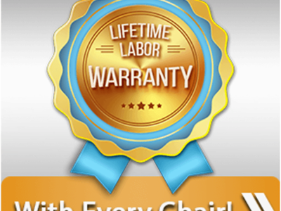 Peace of Mind Lifetime Labor Warranty - lifetime labor warranty