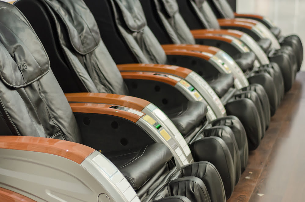 Insomniacs can find relief through massage chair use