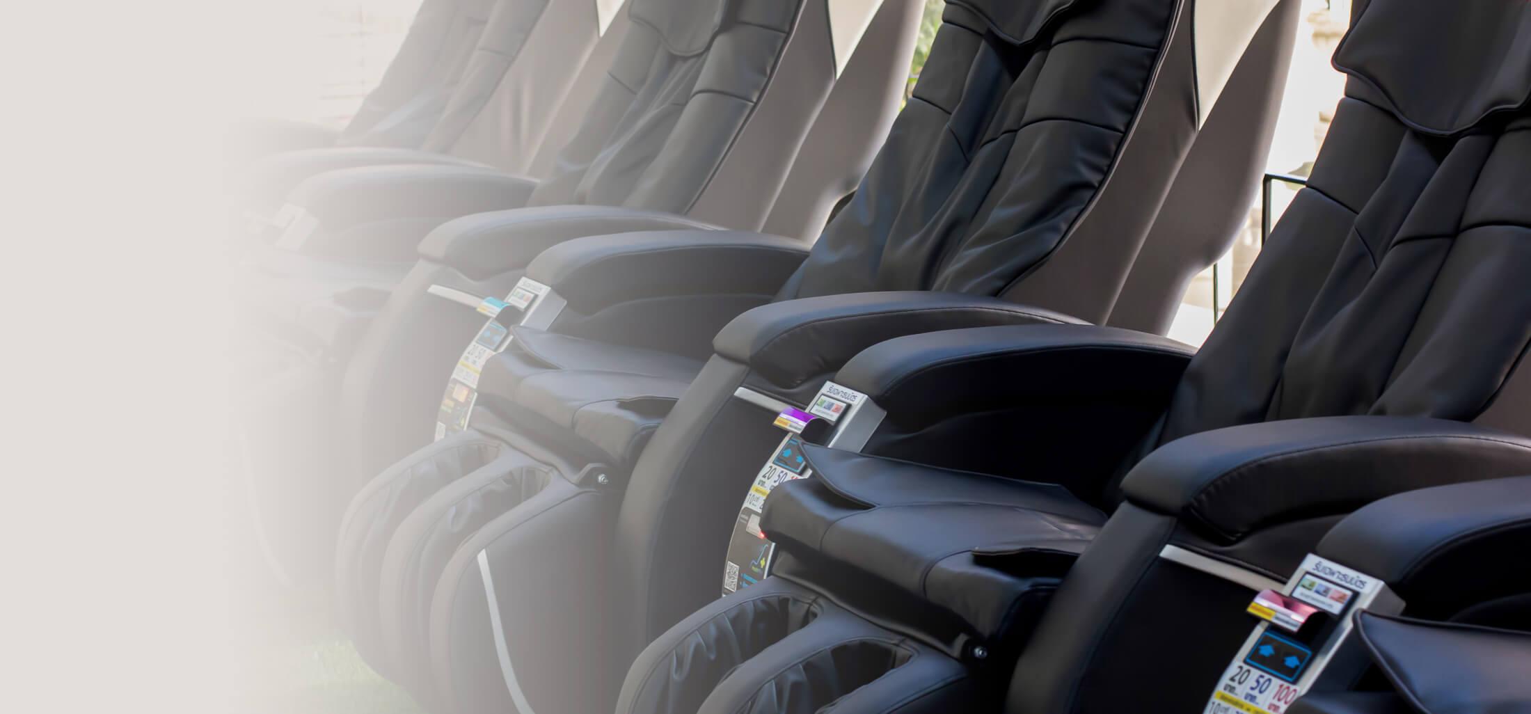 Luxurious Massage Chairs