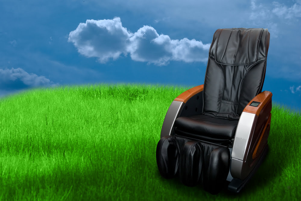Giving the gift of a massage chair