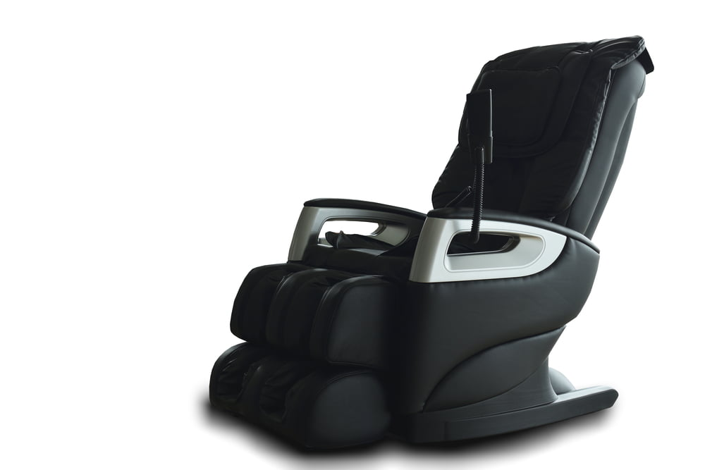 What styles do massage chairs come in