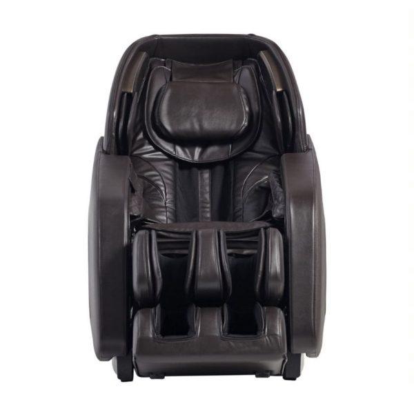 Daiwa Hubble massage chair - brown front