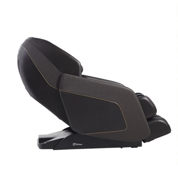 Daiwa Hubble massage chair side brown