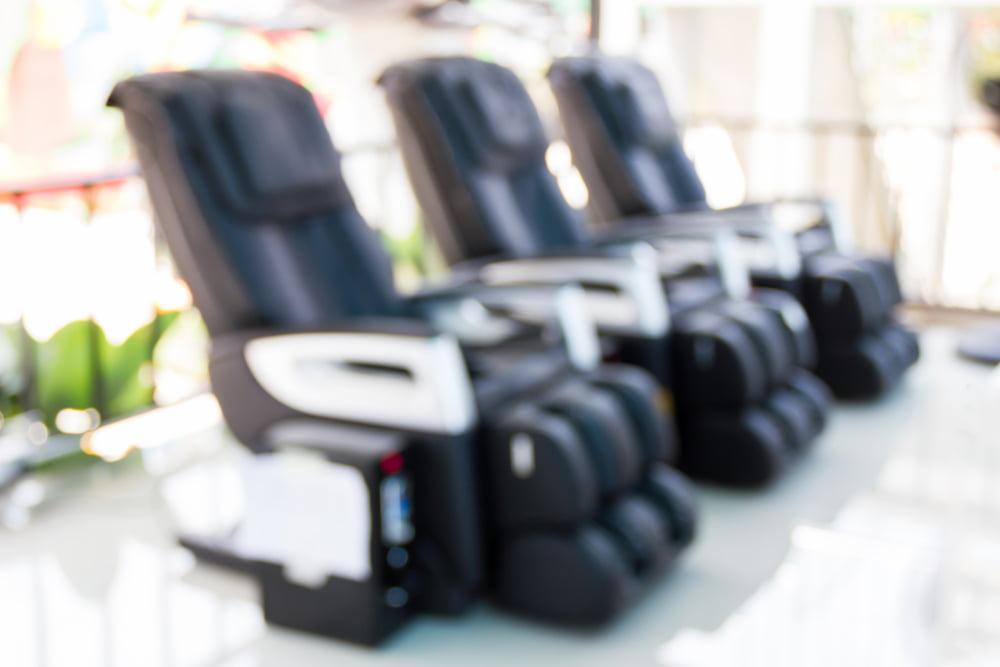 massage chair roller technology