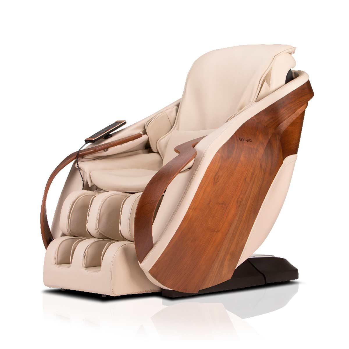 D.Core Cirrus massage chair cream hero