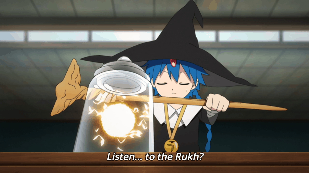 Attending the Magic Highscool makes one an elite in society at large, no matter your standing within the school.