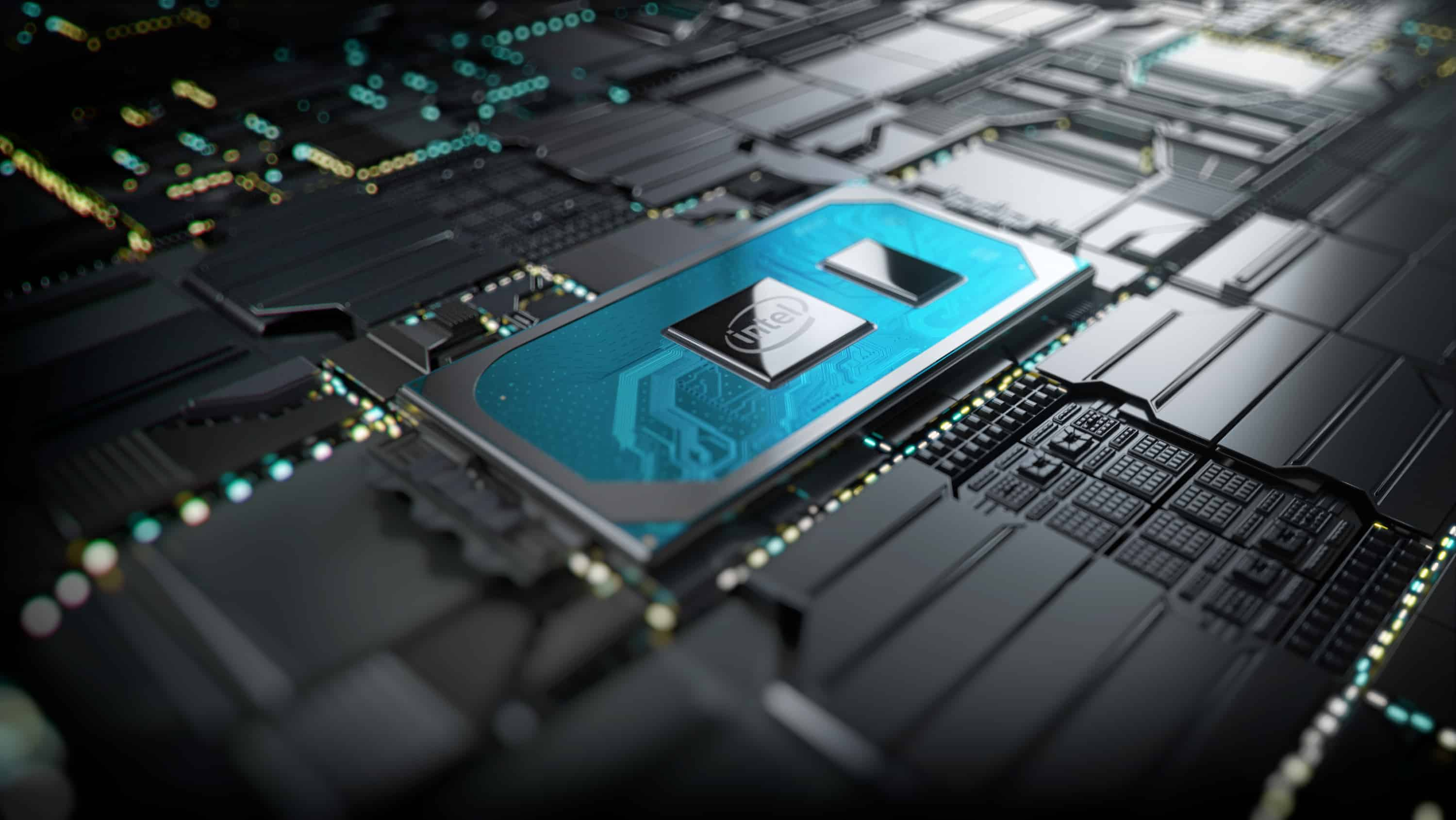Intel Product being shown at this year Computex 2019