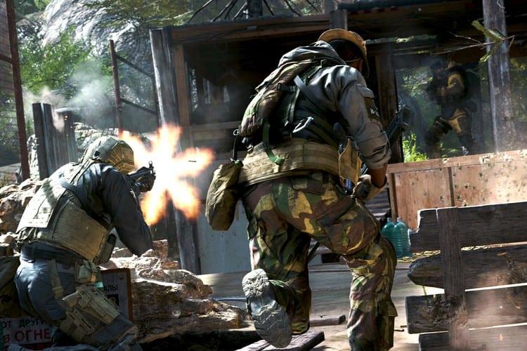 Call Of Duty MW