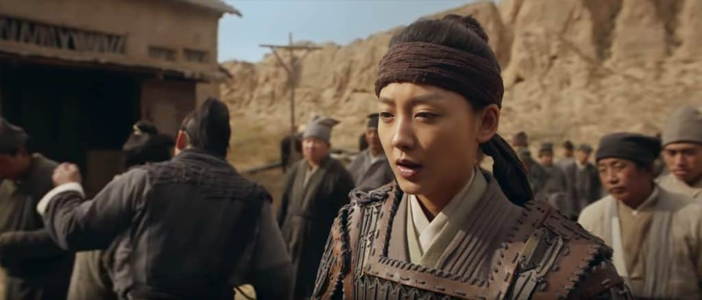 Mulan as a Man